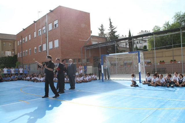 El colegio San Vicente de Paul inaugura el curso con modernas instalaciones educativas y deportivas - 1, Foto 1