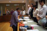 Toma posesión el nuevo concejal del Grupo Municipal Socialista, Antonio Navarro Tudela