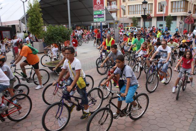 Torre-Pacheco celebra la Marcha Cicloturista, sin malos humos 2013 - 2, Foto 2