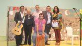 Acto flamenco en el Centro Penitenciario Murcia II