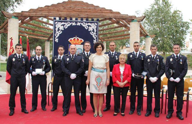 Entrega de medallas al mérito de la Policía Local de Puerto Lumbreras - 1, Foto 1