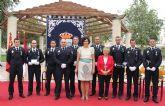 Entrega de medallas al mérito de la Policía Local de Puerto Lumbreras