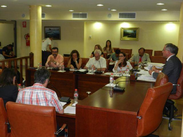 PSOE: El Pleno de septiembre confirma que Águilas continúa sin timón ni timonel a la deriva del PP - 1, Foto 1