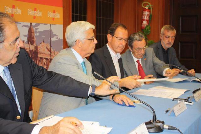 Murcia recupera la propiedad de la cárcel vieja para convertirla en un nuevo hito cultural - 2, Foto 2
