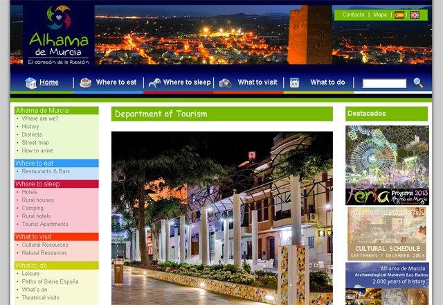 <a href=http://turismo.alhamademurcia.es target=_blank>turismo.alhamademurcia.es</a>, Foto 1