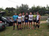 Atletas del Club de Atletismo de Totana participaron en tres pruebas este fin de semana