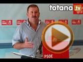 Rueda de prensa PSOE Totana. Valoraci�n Pleno septiembre 2013