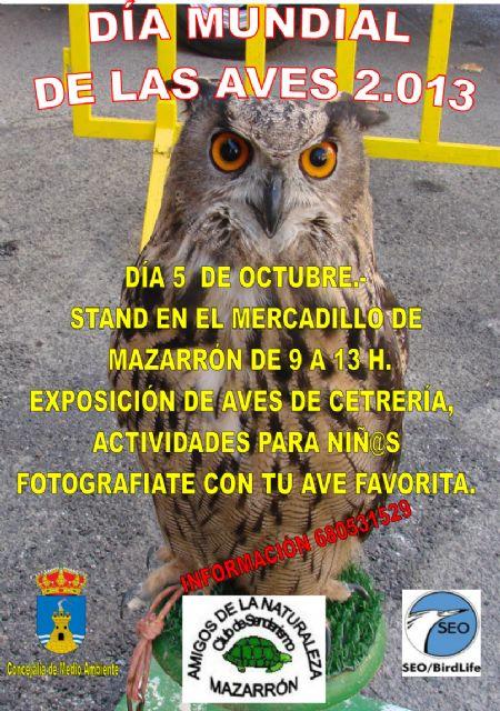 Las aves tomarán la Plaza del Callao este sábado 5 de octubre - 1, Foto 1