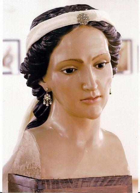 Mazarrón acoge la exposicion artesana sobre la vida y la obra del escultor Francisco Salzillo - 2, Foto 2