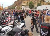 Más de 600 personas participan en el V Encuentro Motero 'Custom Lumbreras'