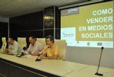 Más de 100 personas se interesan por  la promoción comercial en redes sociales