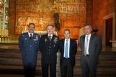 La Policía Nacional de Alcantarilla celebró la festividad de su patrón