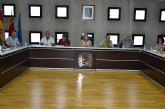 El Pleno aprueba una moción de apoyo al memorándum del trasvase Tajo-Segura
