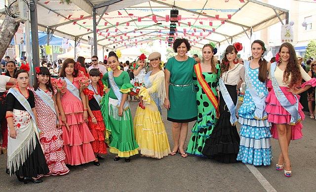 Tradicional Feria de Mediodía Rociera 2013 - 1, Foto 1