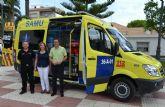 El Ayuntamiento incorpora una nueva ambulancia para el servicio de asistencia de Urgencias
