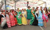 Tradicional Feria de Mediodía Rociera 2013