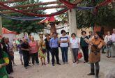 Inaugurado el Mercado Medieval y la Feria de Artesanía Local de Puerto Lumbreras