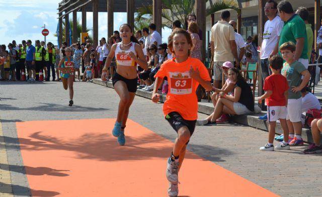 La carrera Correlimos reúne a deportistas de todas las edades en el parque natural de Salinas y Arenales - 1, Foto 1