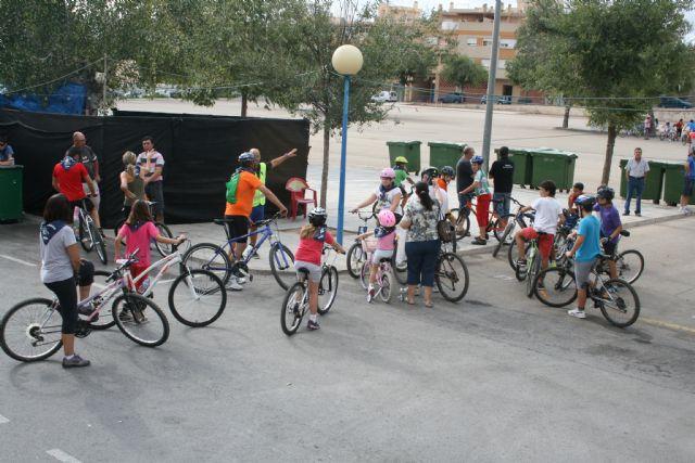 Se pone punto y final al calendario de festejos del verano en barrios y pedan�as de Totana, Foto 1