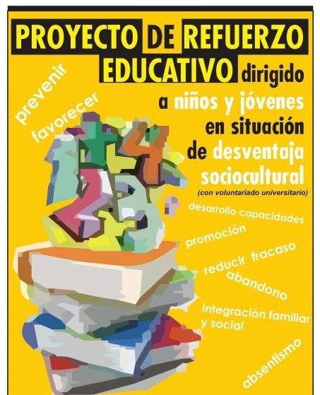 El ayuntamiento vuelven a ofertar el proyecto de Refuerzo Educativo en Totana para el curso 2013/14, Foto 1