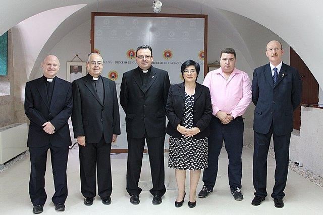 Hermandades y cofrad�as peregrinar�n a Pliego el 27 de octubre, Foto 1