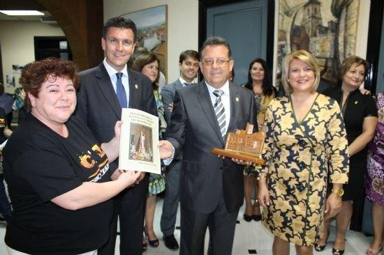 José Antonio Ayala puso en marcha la Feria con un original pregón, Foto 1