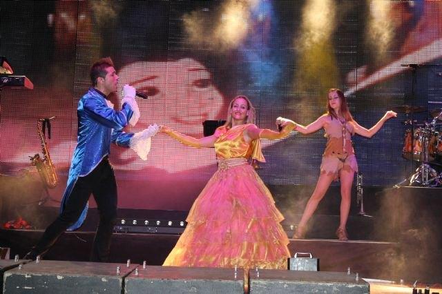 Orquesta Taxxara, el primero de los conciertos que Festejos ha preparado para la Feria, Foto 1