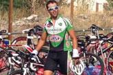 Francisco Cuesta (Kisko) finaliza el Ironman IBERMAN LA LUZ LD 2013