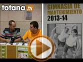 Comienza el programa de Gimnasia de mantenimiento 2013/14 en el gimnasio del Centro Sociocultural La C�rcel