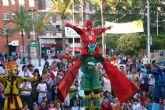 El 44° Festival Internacional de Teatro de Molina de Segura finaliza su programación el martes 8 de octubre