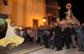 Miles de lumbrerenses acompañaron a la Stma.Virgen del Rosario en la tradicional Procesión 2013