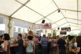 Arranca la Feria de D�a con gran �xito de participaci�n
