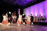 Un año m�s, el Grupo de Coros y Danzas Virgen del Rosario celebr� su muestra nacional en las fiestas patronales