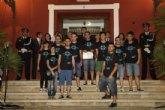 La Corporaci�n Municipal celebra el acto de recepci�n homenaje a las peñas de Alhama