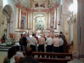 Los 'auroros' de Las Torres de Cotillas celebran la festividad de su patrona