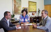 El Ayuntamiento y la Comunidad crearán un nuevo Centro de Telecomunicaciones que permitirá retirar las antenas ubicadas en el Castillo de Nogalte