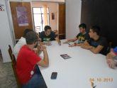Reunión de la Ejecutiva de Juventudes Socialistas de La Unión
