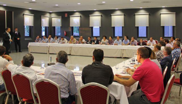 Se reúnen más de medio centenar de empresarios para la creación de un grupo empresarial en la Comarca del Guadalentín - 2, Foto 2