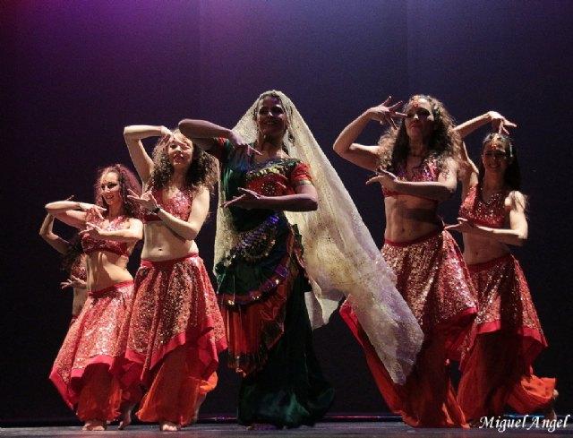El Ciclo de Danza del Auditorio comienza mañana con ´Fragmentos Orientales´ - 3, Foto 3