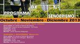 La concejal�a de Deportes pone en marcha una temporada m�s el programa de rutas de senderismo por distintos puntos de la Regi�n de Murcia