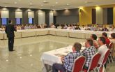 Se reúnen más de medio centenar de empresarios para la creación de un grupo empresarial en la Comarca del Guadalentín