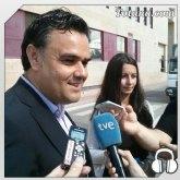 Declaraciones de Martínez Andreo a la salida del juzgado