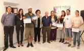 Puerto Lumbreras acogió la XIX edición del Concurso de Pintura al aire libre en el que participaron más de 50 artistas de toda España
