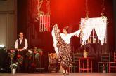 El Festival Flamenco de Riá Pitá cerró la Caseta Municipal de las Fiestas con su espectáculo 'Patio de Colores'