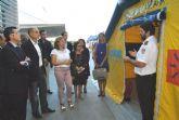 El Alcalde destacó la labor de asociaciones y voluntarios en la inauguración de la I Semana Socio Sanitaria de Los Arcos