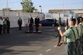 Valcárcel destaca el 'gran compromiso con la seguridad ciudadana' que representa el puesto de la Guardia Civil en Las Torres de Cotillas