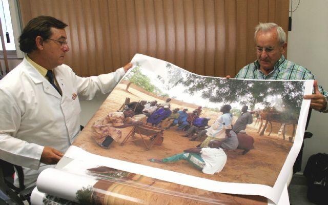 La fundación de trabajadores de ELPOZO ALIMENTACIÓN dona 6.000 euros para la construcción de un pozo de supervivencia en Tena-Kana (Mali), Foto 2