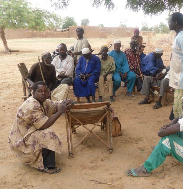 La fundación de trabajadores de ELPOZO ALIMENTACIÓN dona 6.000 euros para la construcción de un pozo de supervivencia en Tena-Kana (Mali), Foto 3