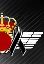 Condolences on the death in action of Lieutenant Juan Carlos Perez Calleja