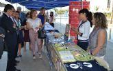San Pedro del Pinatar participa en la Semana Socio-Sanitaria 'Yo voluntario, ¿y tú?' del Área de Salud VIII